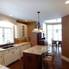 Traditional Kitchen by Vella Bath & Kitchen, Inc.