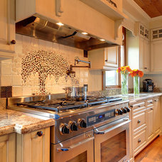 Rustic Kitchen by Urban Rustic Living