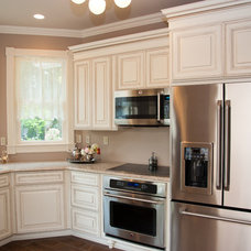 Traditional Kitchen by Cuomo Construction, Inc