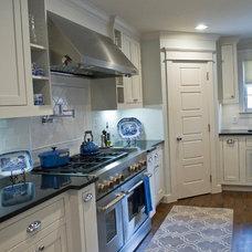 Craftsman Kitchen by 3rd Street Custom Homes