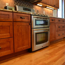 Craftsman Kitchen by Castle Kitchens and Interiors