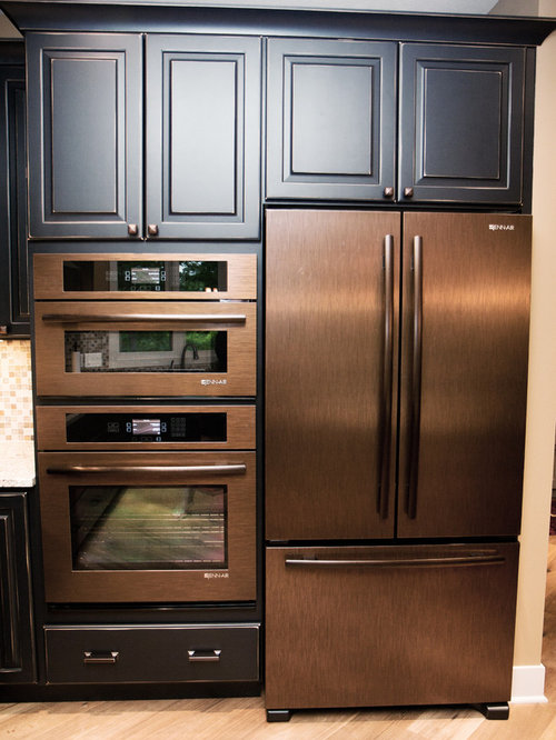 Jenn Air Bronze Appliances | Houzz