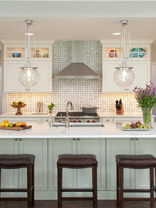 Upper Display Cabinets | Houzz