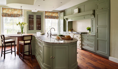 Kitchen of the Week: A Small Cook Space in a Period House is Reinvented