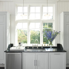 Traditional Kitchen by Banks Design Associates, LTD & Simply Home