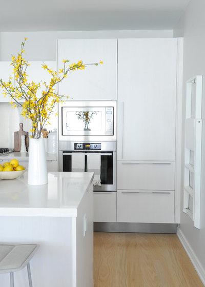 Skandinavisch Küche by SHIFT Interiors