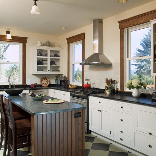 all-time favorite farmhouse kitchen with linoleum floors ideas