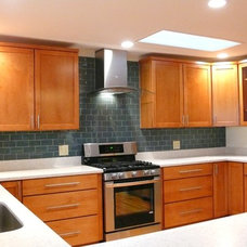 Traditional Kitchen by Athens Kitchen & Bath