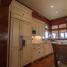 Traditional Kitchen by Julie Westerfield of       McDaniels Sales Company