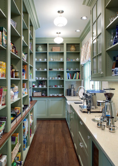 stylish storage: 10 steps to planning the perfect kitchen pantry