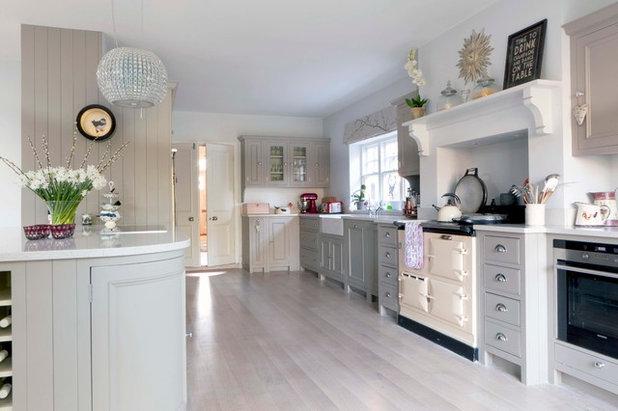 Scandinavian Kitchen by Fiona Andrews Interiors