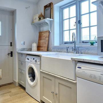 Family Kitchen & Utility