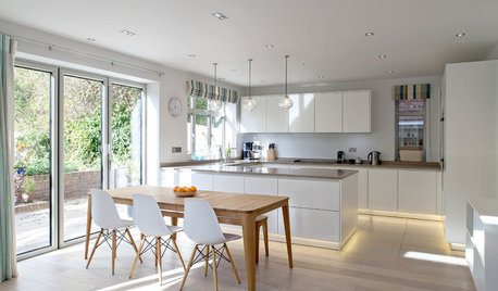 Kitchen of the Week: An Edwardian Home With a Modern Extension