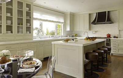 Need More Kitchen Storage? Consider Hutch-Style Cabinets
