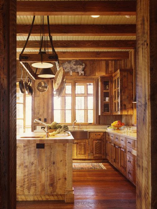 Barnwood Cabinets | Houzz