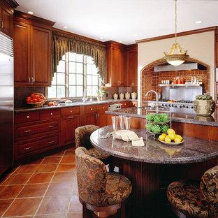 Family Residence, Custom Home, Kitchen