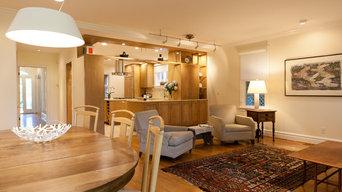 Family Room, Master bedroom & Bath Addition, New Kitchen, Garage Renovation