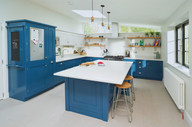 Traditional Kitchen by Planet Furniture