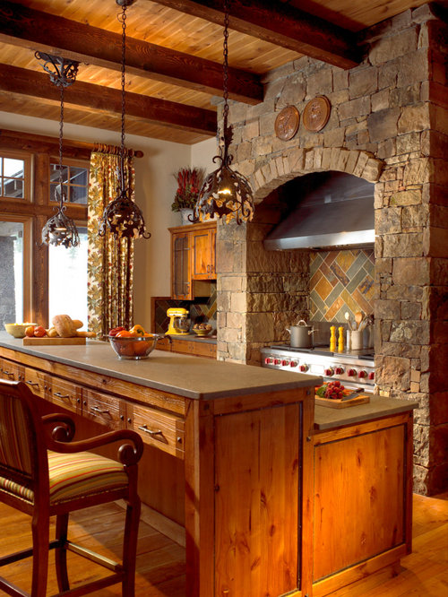 Stove Surround Home Design Ideas Pictures Remodel And Decor