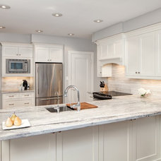 Traditional Kitchen by Davisville Kitchens