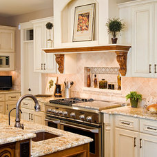 Traditional Kitchen by Pillar Homes