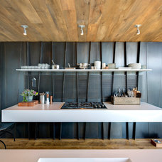 Contemporary Kitchen by Bates Masi Architects LLC