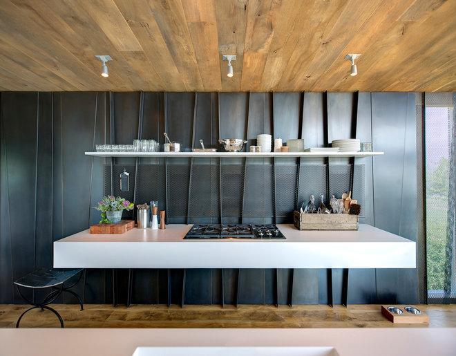 Contemporary Kitchen by Bates Masi Architects LLC