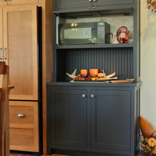 Farmhouse Kitchen by Lustig Custom Cabinets