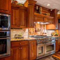 Farmhouse Kitchen by Artistic Cabinetry LLC