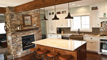 Farm House Kitchen Remodel - Council Bluffs, IA