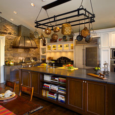 Traditional Kitchen by Whitelaw Custom Homes