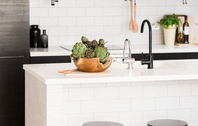 Kulörkoll: Vita kök med fokus på fina detaljer