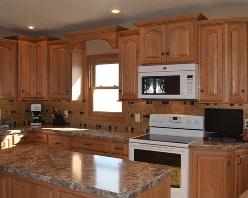 Winter Carnival Laminate Home Design Ideas, Pictures, Remodel and Decor