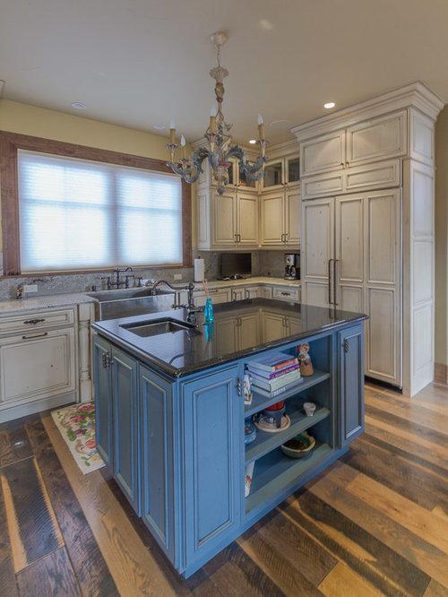 Http Www Houzz Co Uk Photos Scandinavian Kitchen Cabinet Finish Distressed