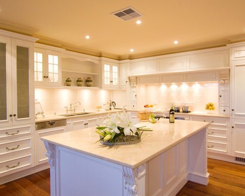 Traditional home design ideas photos in hobart for Kitchen designs hobart