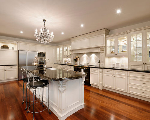 french style kitchen home design ideas  pictures  remodel