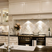 french provincial and country kitchens