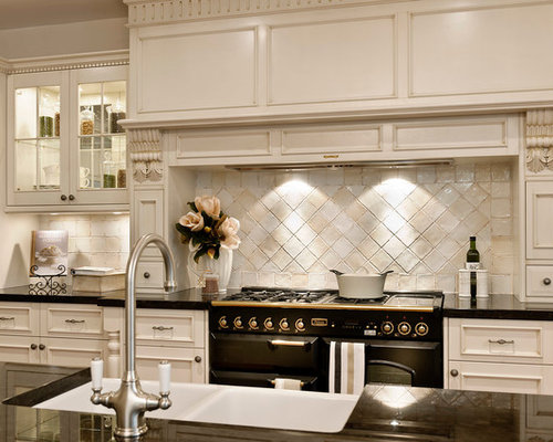 French Provincial Tile Ideas