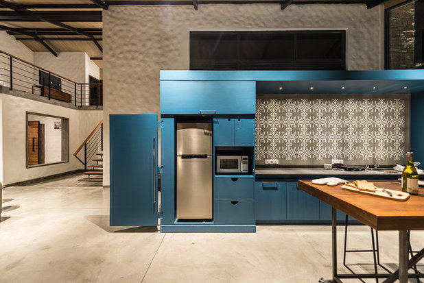 Tropical Kitchen by Praxis