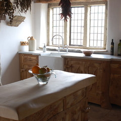 traditional kitchen by Carved Wood Design