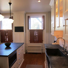 Traditional Kitchen by Kevin Martin