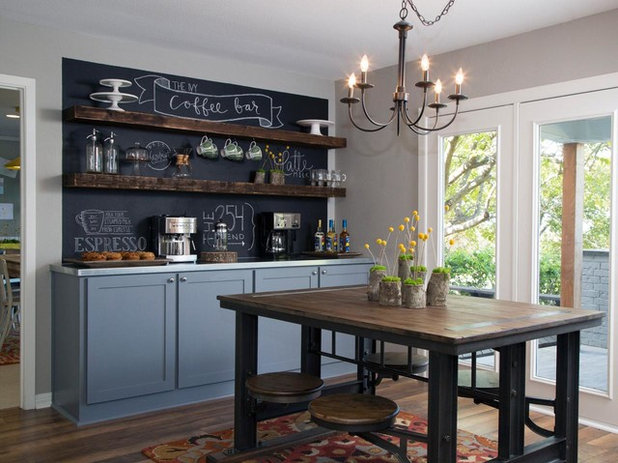 Farmhouse Kitchen by HomeClick