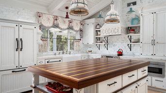 Farmhouse Cottage Kitchen