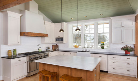 new this week 3 gorgeous white and wood kitchens. Interior Design Ideas. Home Design Ideas