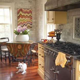 Farmhouse Eclectic Newtown, Bucks County Kitchen