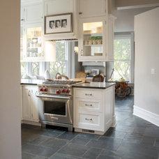 Traditional Kitchen by Scott Lyon & Company
