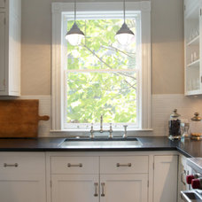 Traditional Kitchen by Scott Lyon & Company