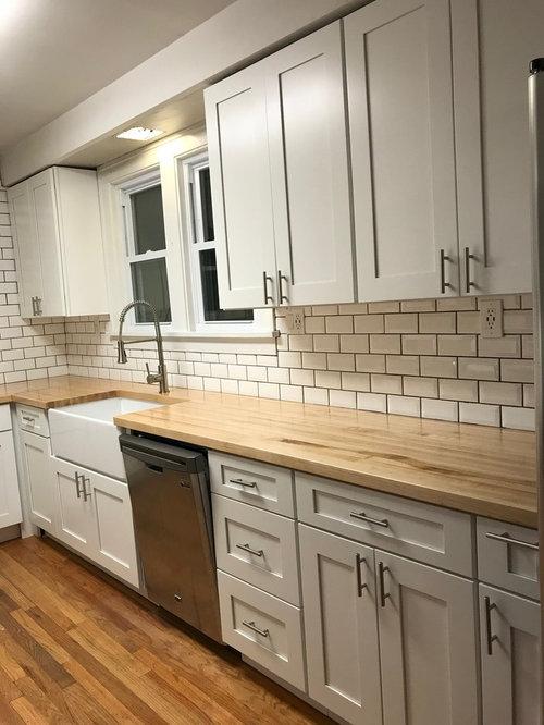 Ideas para cocinas | Fotos de cocinas comedor de estilo de casa de ...