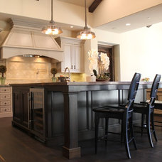 Traditional Kitchen by Atmosphere Design Group