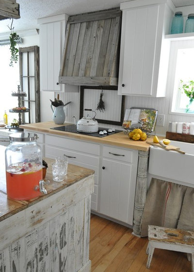 Farmhouse Kitchen by Becky Cunningham Home